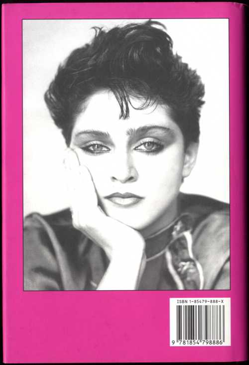a description of the immaterial girl in madonna andrew morton on omara books
